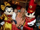 Vida agitada: Rafa Justus e Vittorio curtem mais uma festinha infantil