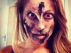 'Doces ou travessuras', Narizinho encarna zumbi em Halloween