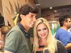 Ex de Nicole Bahls, Victor Ramos circula com nova namorada