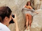 Vídeo: confira making of do Paparazzo de Maria Melilo