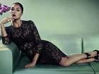 Não somos um 'casal-celebridade', diz Nicole Scherzinger a revista