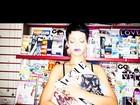 Rihanna divulga nova foto promocional de seu novo álbum