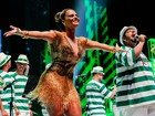 Viviane Araújo, Ellen Rocche e mais famosas gravam vinheta de carnaval