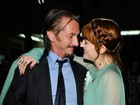 Sean Penn estaria flertando com a cantora Florence Welch