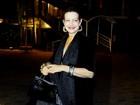 'Estou muito viva', diz Betty Lago em festa de Claudia Jimenez
