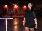 Famosos assistem ao show do DJ David Guetta no Rio de Janeiro
