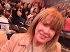 Zilú vai a show de Madonna em Miami, nos Estados Unidos