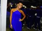 Juliana Alves é coroada rainha de bateria da Unidos da Tijuca