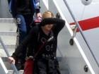 Madonna chega ao Rio e já está em hotel na Zona Sul da cidade