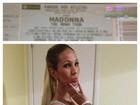 Valesca Popozuda vai ao show de Madonna 'no estilo Like a Virgin'