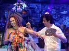 Daniela Mercury dá largada para o carnaval de Salvador
