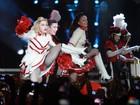 'Periguete', Madonna começa show no Rio com mais de três horas de atraso