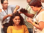 Veja as rainhas e musas que brilharam na gravação da vinheta do carnaval 2013