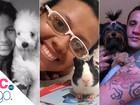 'VC no EGO': Veja os internautas que declararam amor por seus bichinhos