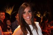 Nicole Bahls na festa da revista 'VIP' no Rio (Foto: Philippe Lima e Alex Palarea/ Ag. News)