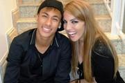 Neymar e Anamara (Foto: Reprodução)