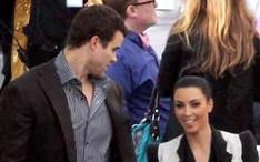 Kim Kardashian e Kris humphries (Foto: Agência X17)