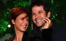 O ator com a última namorada, Guilhermina Guinle, em março de 2011 (Foto: Iwi Onodera / EGO)