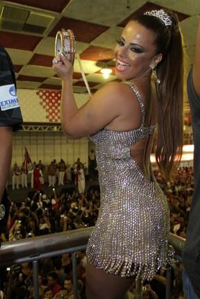 Viviane Araújo (Foto: Anderson Borde / AgNews    )