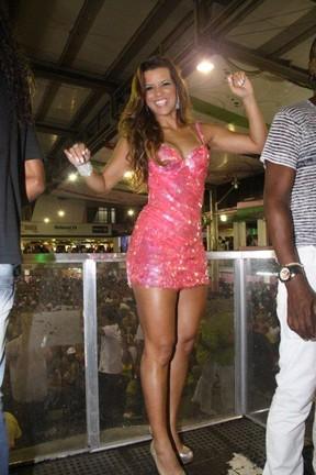 Renata Santos (Foto: Ag.News/ Onofre Veras)
