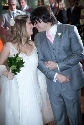 Casamento Paulo Ricardo (Foto: Fernando Torres/Divulgação)