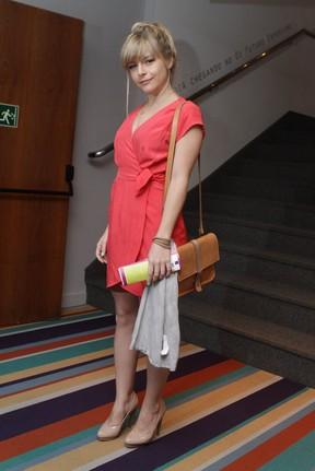 Vitória Frate no 6º Prêmio Zilka Sallaberry (Foto: Raphael Mesquita / Photo Rio News)