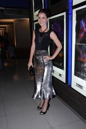 Nathalia Dill na pré-estreia de 'Paraídos Artificiais' (Foto: Alex Palarea / AgNews)