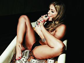 Renata, Ex-BBB (Foto: Divulgação/Playboy)