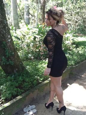 Viviane Araújo (Foto: Twitter)