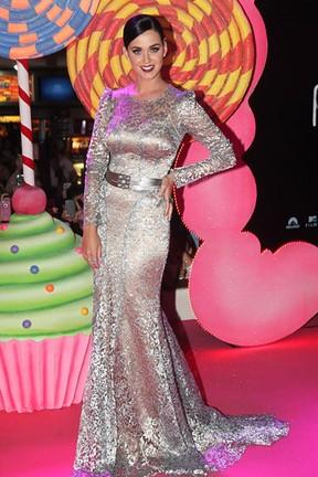 Katy Perry na pré-estreia de seu filme (Foto: Manuela Scarpa / Foto Rio News)