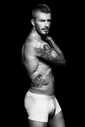 David Beckham (Foto: Reprodução/Facebook)