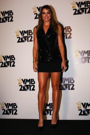 Daniella Cicarelli no VMB 2012 (Foto: Iwi Onodera / EGO)