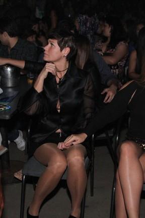 Xuxa e Tatiana Chaves  (Foto: Anderson Borde / AgNews)