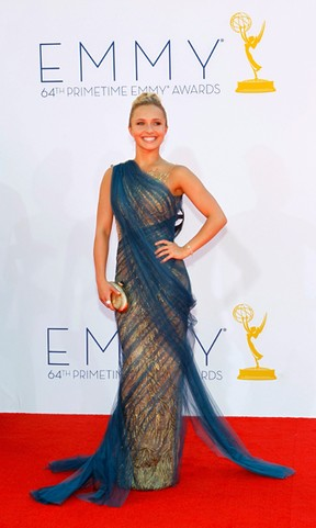  Hayden Panettiere no Emmy Awards (Foto: Reuters)