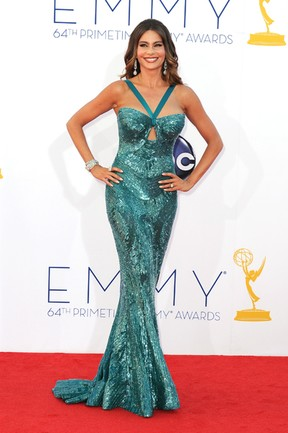 Sofia Vergara no Emmy Awards (Foto: Getty Images)