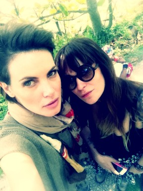 Diana Balsini e Bianca Jahara (Foto: Divulgação)