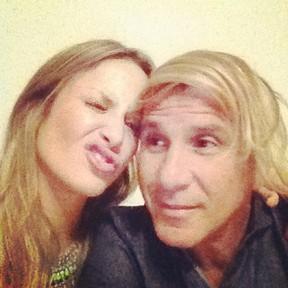 Eri Johnson e Claudia Leitte (Foto: Instagram/ Reprodução)