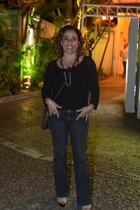 Cissa Guimarães vai a jantar de 100 anos do Bondinho (Foto: André Muzell/ Ag. News)