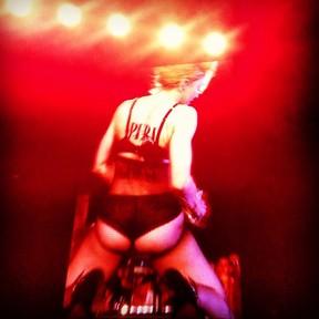 Madonna se apresenta no Rio (Foto: Instagram/ Reprodução)