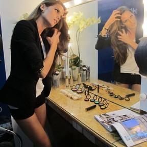 Izabel Goulart (Foto: Barbara Vieira/EGO)