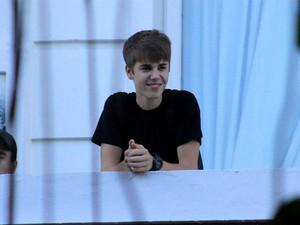 Justin Bieber 06/10/2011 (Foto: Rodrigo dos Anjos/ Ag.news)