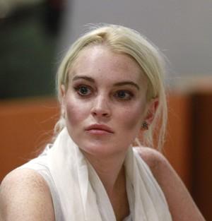 Lindsay Lohan  (Foto: Agência/Reuters)