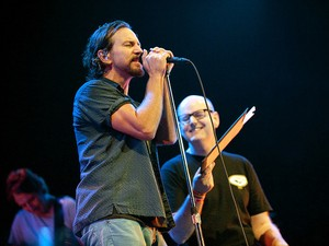 Eddie Vedder - Pearl Jam (Foto: Divulgação)