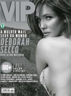 Deborah Secco (Foto: Revista VIP/Divulgação)