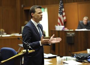 Promotor David Walgren  (Foto: Agência/Reuters)