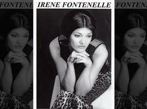 Antonia Fontenelle - fotos antigas (Foto: Reprodução)