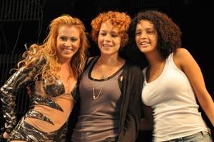 Joelma, Leandra Leal e Tais Araujo (Foto: Divulgação)