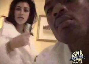 Sex tape de Kim Kardashian (Foto: Reprodução)