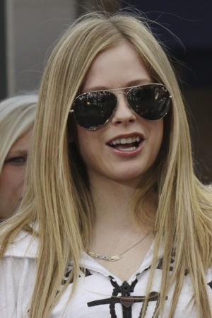 avril lavigne (Foto: Grosby Group)