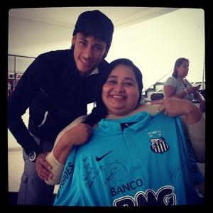 Neymar (Foto: Reprodução/ Twitter)
